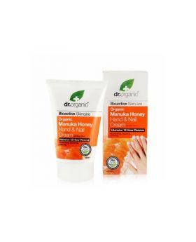 Dr. Organic Manuka Honey Hand & Nail Cream