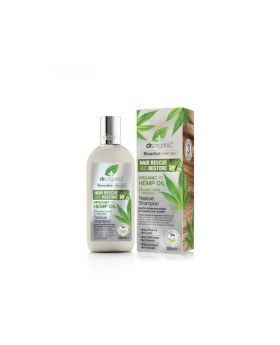 Dr. Organic Hemp Oil Rescue Shampoo