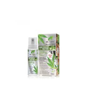 Dr. Organic Hemp Oil Restoring Hair & Scalp Treatment