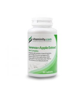 Vitaminity Serenoa Repens+Apple Extract Hair Complex