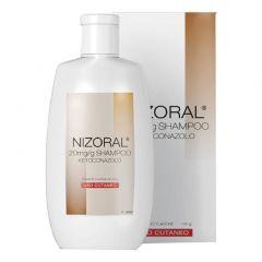 Nizoral Shampoo Dermatite Seborroica e Forfora 100ml