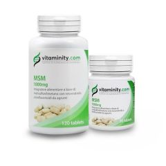 Vitaminity MSM 1000mg