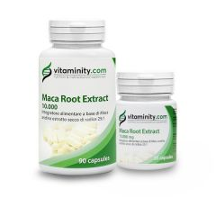Vitaminity Maca Root Extract 10.000mg